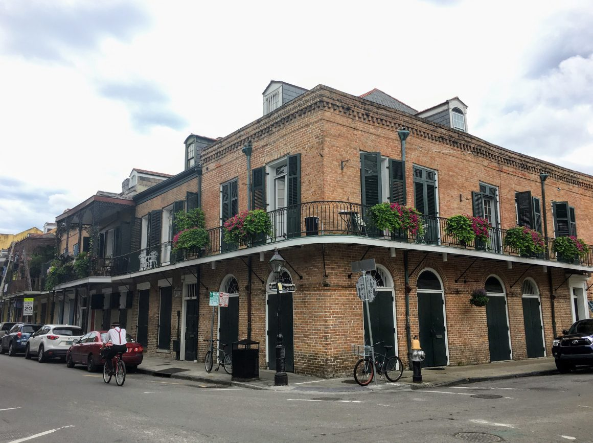 solo male travel in new orleans