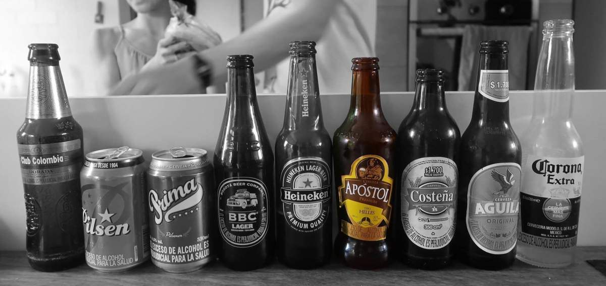 Apostol Colombian Beer Blind Taste Test