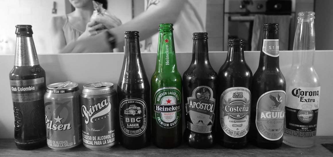 Heineken Colombian Beer Blind Taste Test