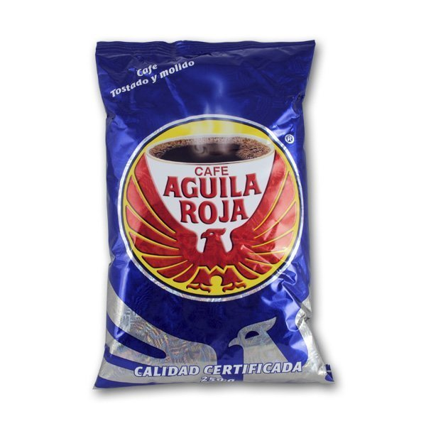 Aguila Roja Colombia's Top Selling Coffee