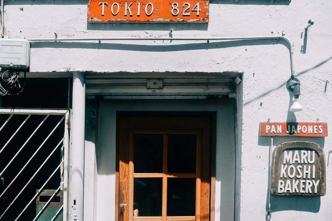 marukoshi japanese bakery in mexico city