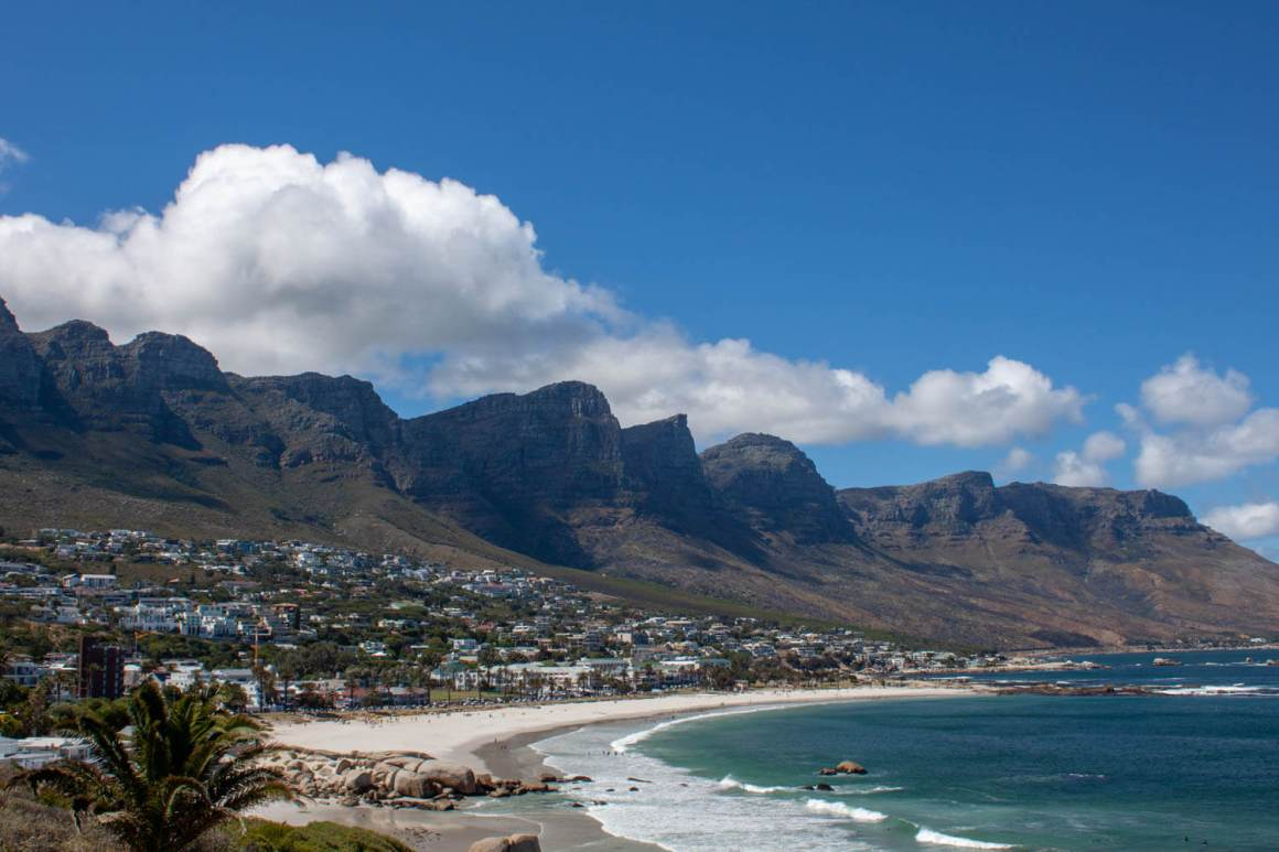 Camp's Bay and the Twelve Apostles