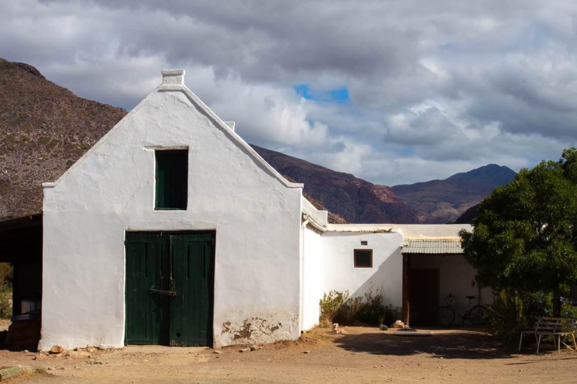 Barn in Prince Albert