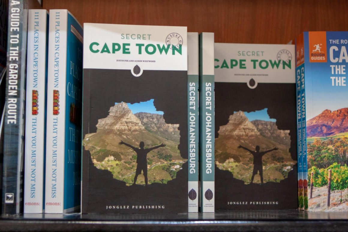 Secret Cape Town is a good example of a local guidebook.