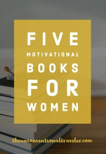Five Motivational Books for Women