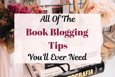Book Blogging Tips Related Page