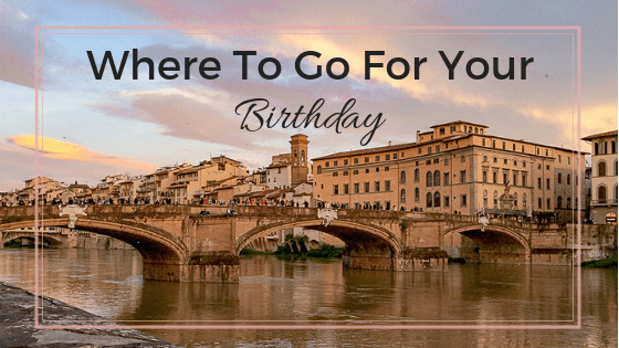 Are you looking for destinations of where to go for your birthday? Check out these top travel destinations from your favorite travel bloggers so that you can have the best birthday vacation. #Birthday #BirthdayVacation #TheUncorkedLibrarian #TravelTips #Africa #Bali #Disney #Venice #Philippines #Peru #India