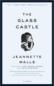 Nonfiction Books That Make You Cry include The Glass Castle by Jeannette Walls book cover