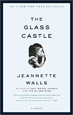 Nonfiction Books That Make You Think The Glass Castle by Jeannette Walls book cover