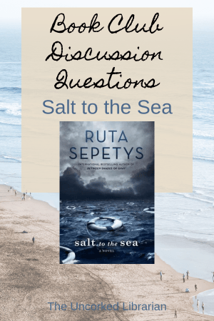 Salt to the Sea Discussion Questions Pin