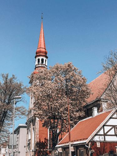 Things To Do In Pärnu Estonia Saint Elizabeth's Church