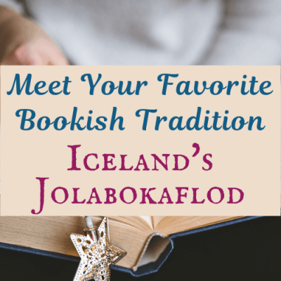 Iceland's Jolabokaflod Tradition: Book Heaven