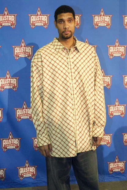 Image result for tim duncan attires