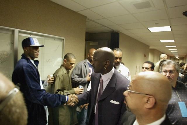 LeBron James pays heartfelt tribute to Michael Jordan after ...