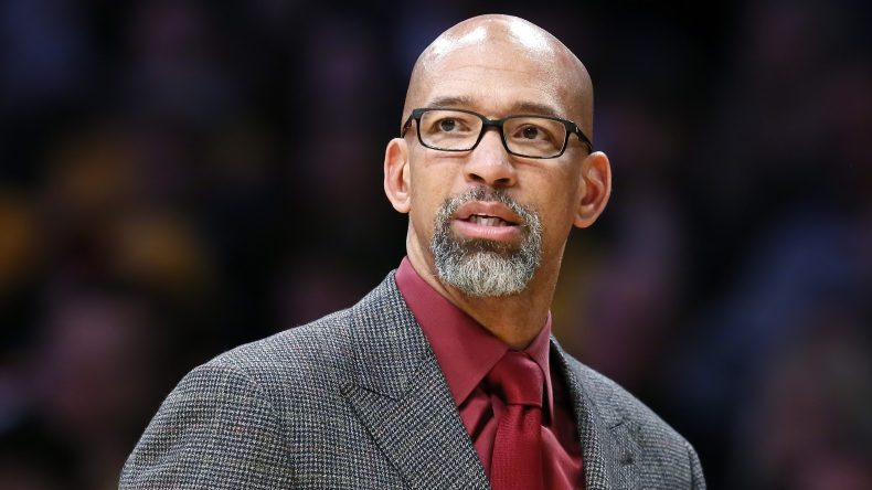 Monty Williams: 'We have a lot to gain from being in Orlando'
