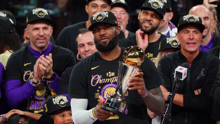 2020 NBA Finals – Los Angeles Lakers v Miami Heat