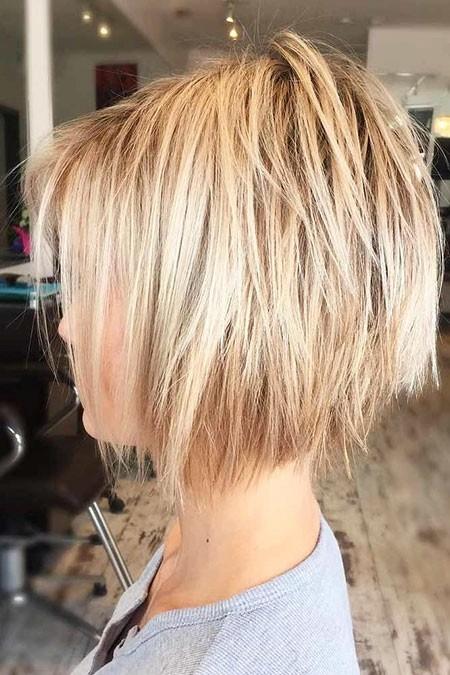 Amazing-Layered-Hair-1 New Short Layered Hairstyles 2018