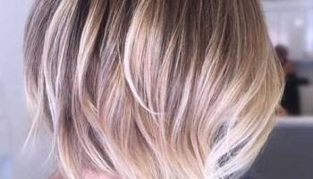 Blonde-Balayage-Short-Hair-1 Short Hair for Black Women