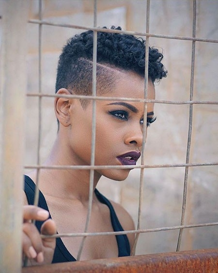 Bold-Haircut-1 Best Hairstyles for Black Women 2018