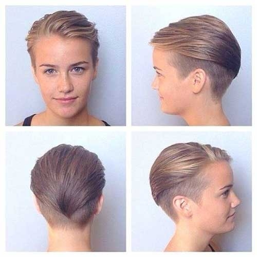 Boyish-Haircut-1 Long Pixie Haircuts You Should See