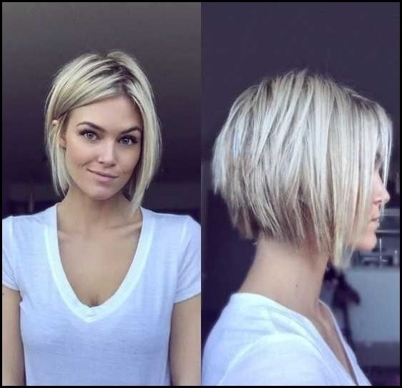 Chic-Short-Bob-Hairstyles-And-Haircuts-20 Totally Chic Short Bob Hairstyles And Haircuts for Every Woman