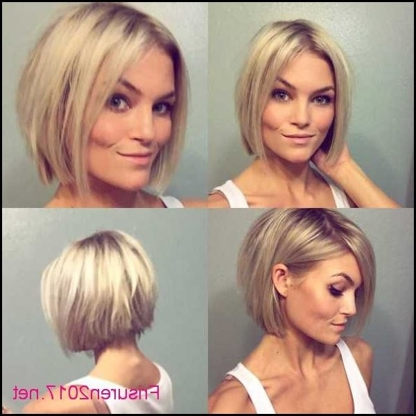 Chic-Short-Bob-Hairstyles-And-Haircuts-24 Totally Chic Short Bob Hairstyles And Haircuts for Every Woman