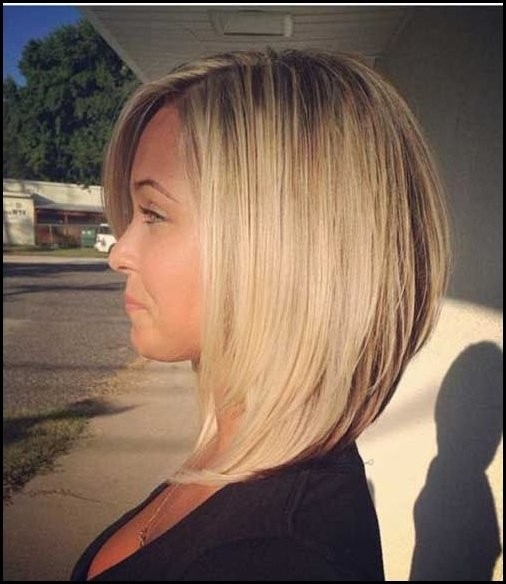 Chic-Short-Bob-Hairstyles-And-Haircuts-30 Totally Chic Short Bob Hairstyles And Haircuts for Every Woman