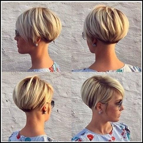 Chic-Short-Bob-Hairstyles-And-Haircuts-9 Totally Chic Short Bob Hairstyles And Haircuts for Every Woman