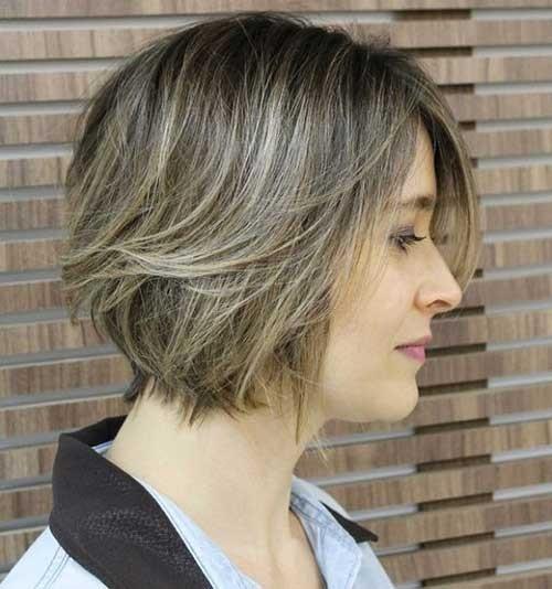 Choppy-Layers Must-See Choppy Short Haircuts 2018