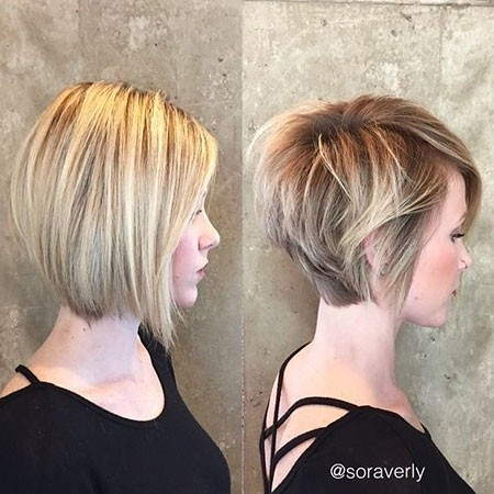 Cute-Bob-Hairstyles Great Short Hairstyles for Women 2018