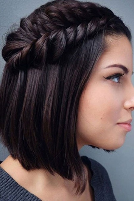 Cute-Prom-Hair-for-Short-Hair-7 Prom Hairstyles for Short Hair