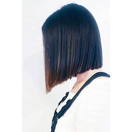 Cute-Style-2 New Short Straight Hairstyles 2018