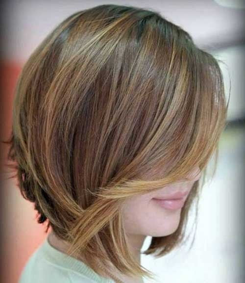 Layered-Short-Fine-Hair Splendid Layered Short Haircuts for Ladies