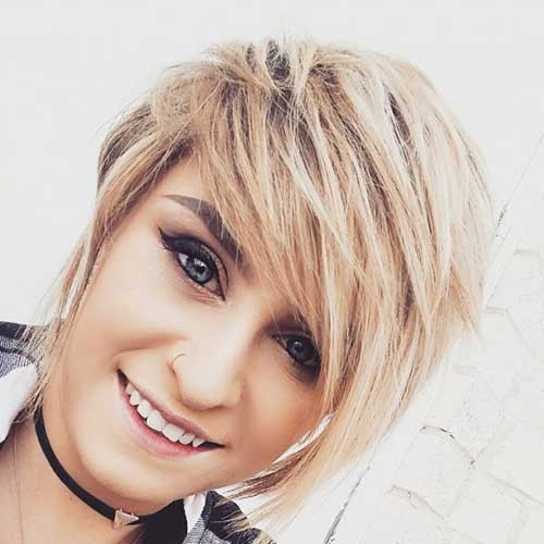 Long-Layered-Pixie-Hairstyle Long Pixie Haircuts You Should See