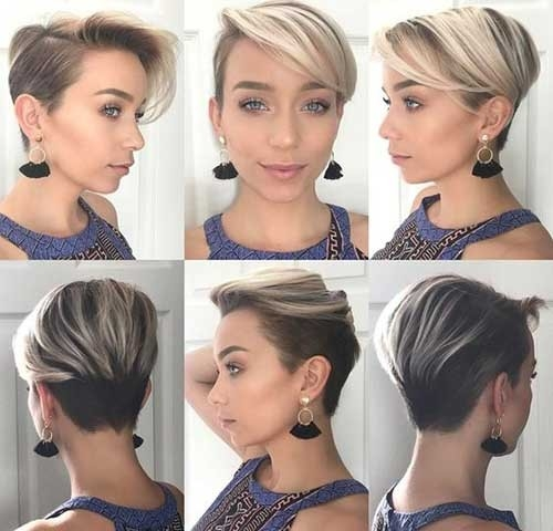 Long-Pixie-Haircut-for-Fine-Hair Long Pixie Haircuts You Should See