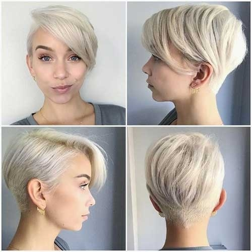 Long-Pixie-with-Undercut-Hairstyle Long Pixie Haircuts You Should See