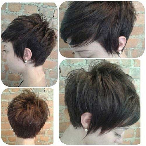 Longer-Pixie-Short-Hair Cute Girls Choice: Short Haircuts