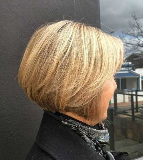 Modern-Haircut Chic Short Bob Haircuts for 2018