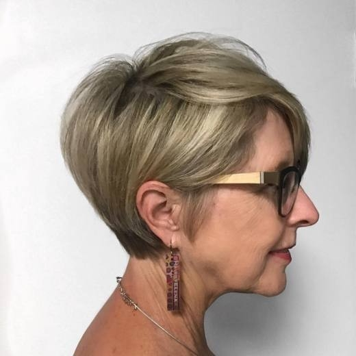 Pixie-Cut-2 Gorgeous Short Hairstyles for Women over 50
