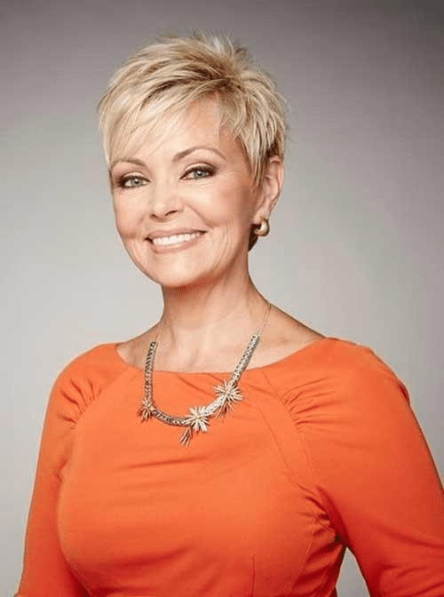 Pixie-Cut-for-Over-50s Superb Short Pixie Haircuts for Women