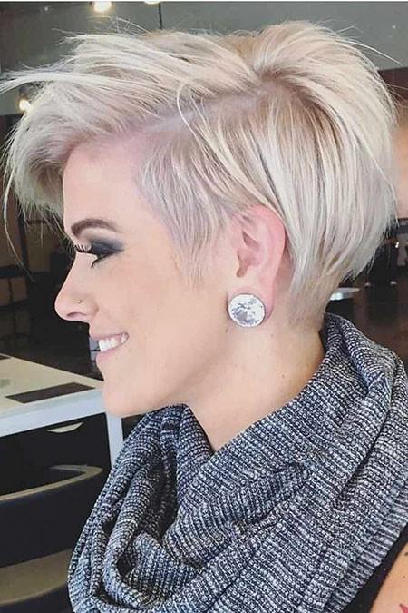 Pixie-Cut New Cute Hairstyles for Short Hair
