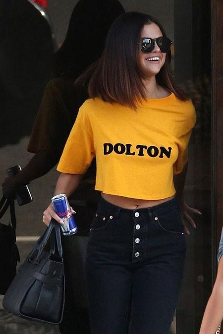 Selena-Gomez-Cool-Hair New Selena Gomez Short Hair