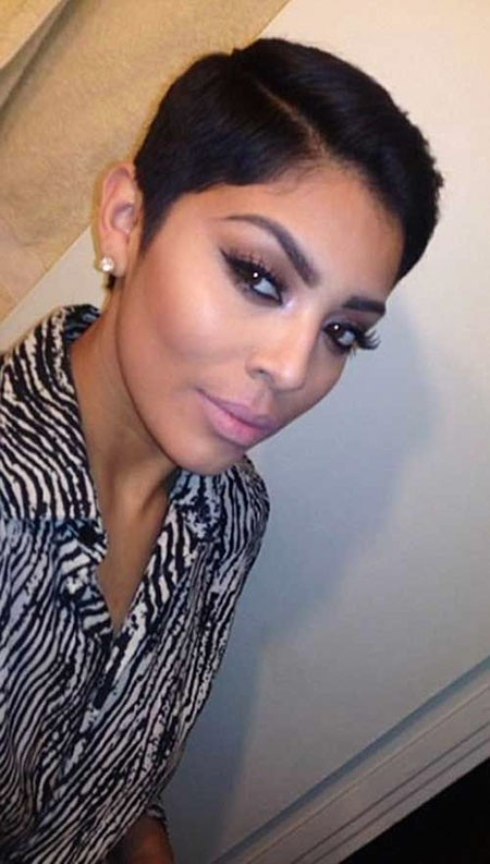 Short-Haircuts-for-Black-Women Best Hairstyles for Black Women 2018