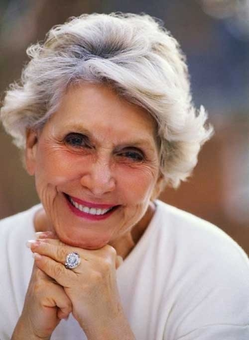 Short-Straight-Hair-Idea-for-Women-Over-70 Best Short Haircuts For Women Over 70