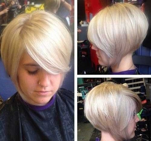 Short-Straight-Hair-Inverted-Bob-Haircut Inverted Bob Haircuts