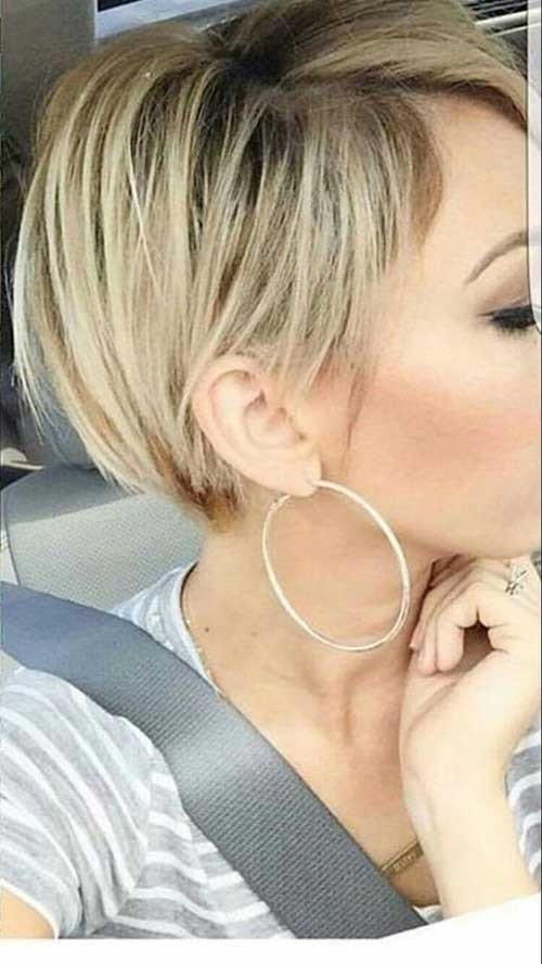 Side-View Long Pixie Haircuts You Should See