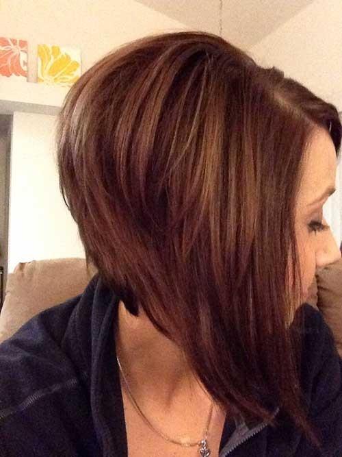 Trendy-Inverted-Bob-Haircut Inverted Bob Haircuts