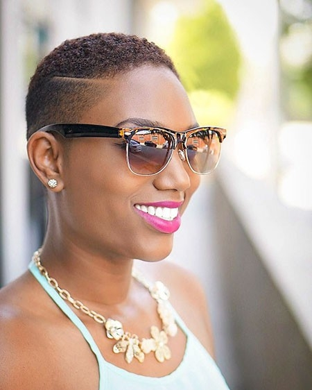 Very-Stylish-Short-Hair Best Hairstyles for Black Women 2018