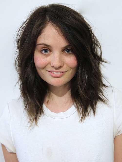 6.Shaggy-Short-Haircut Shaggy Short Haircuts