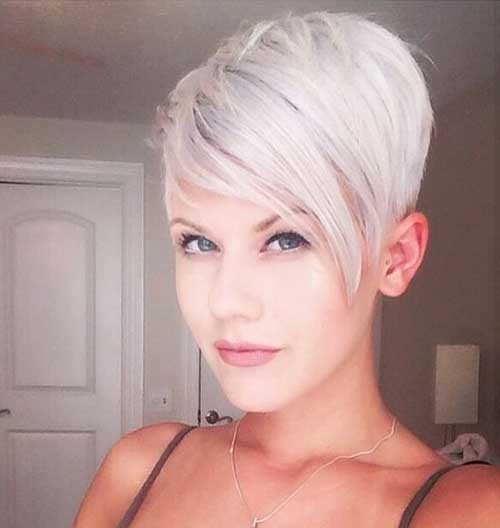 Asymmetrical-Short-Haircut Best Short Haircuts You will Want to Try